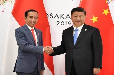 Jokowi Berharap Pertemuan AS-Tiongkok Hasilkan Kesepakatan Adil