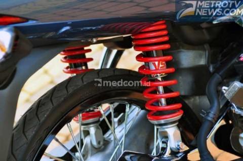 Trik Setel Suspensi Aftermarket buat Motor