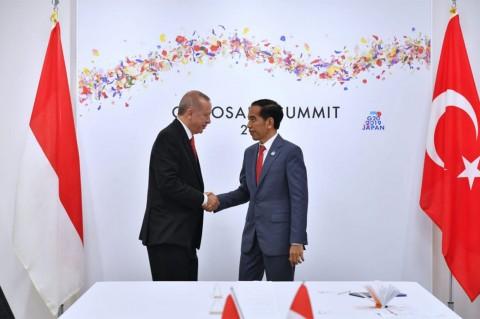 Erdogan Akan Kunjungi Indonesia