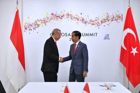 Presiden Erdogan Akan Berkunjung ke Indonesia