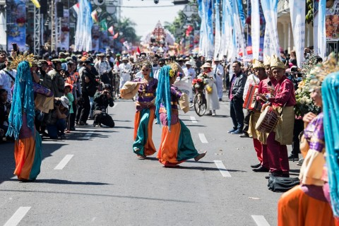 Asia Africa Festival, Mendorong Palestina Merdeka