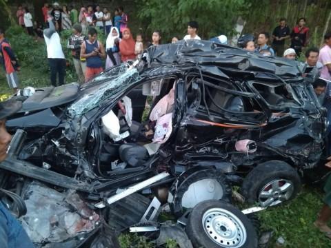 Kronologi Kecelakaan Maut di Indramayu