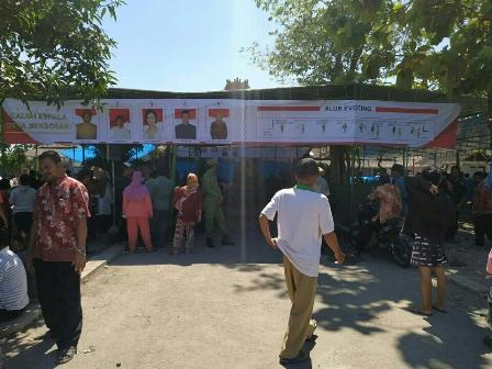 69 Desa di Boyolali Gelar Pilkades dengan E-Voting