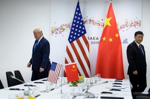 AS Prioritaskan Kualitas Kesepakatan Dagang dengan Tiongkok
