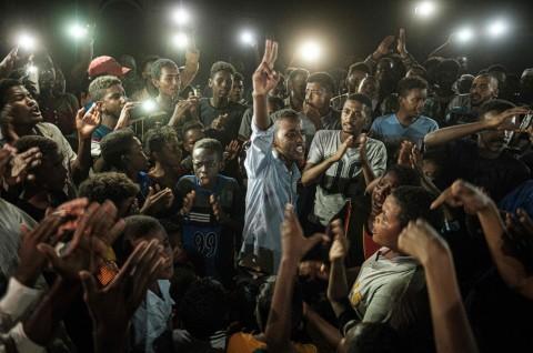 Jelang Aksi Massa, Oposisi Sudan Mengaku Diserang Pemerintah