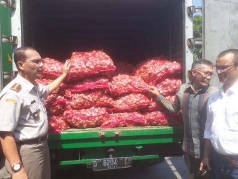 Kabupaten Bandung Ekspor 54 Ton Jahe ke Bangladesh