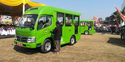 Pemkot Yogyakarta Luncurkan Mikro Bus untuk Rute Wisata