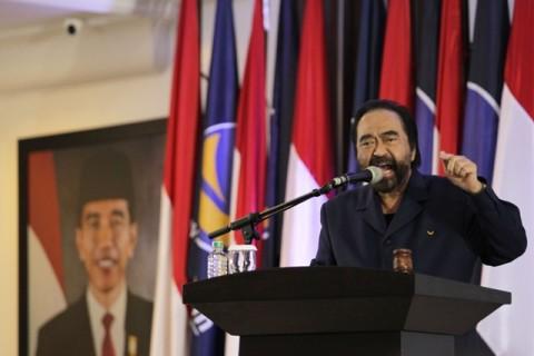 Surya Paloh: Politisi Harus Punya Jiwa Negarawan