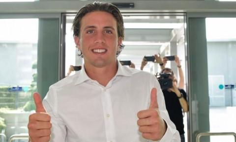 Pellegrini Resmi Berlabuh di Juventus
