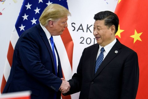 Perang Dagang AS-Tiongkok Reda Pasca-KTT G20
