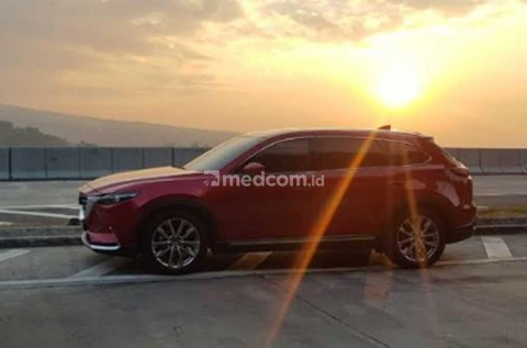 Incar Segmen SUV Premium, EMI Masih Andalkan All New Mazda CX-9