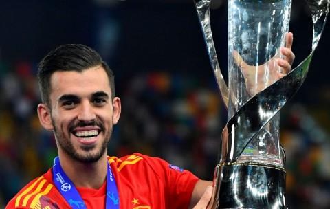 Ceballos Dedikasikan Gelar Piala Eropa U-21 untuk Reyes