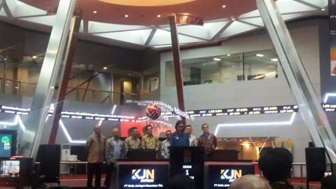 Kena <i>Auto Reject</i>, IPO KJN Express Raup Rp30,3 Miliar