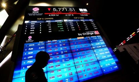 Bursa Hentikan Sementara Perdagangan 10 Emiten