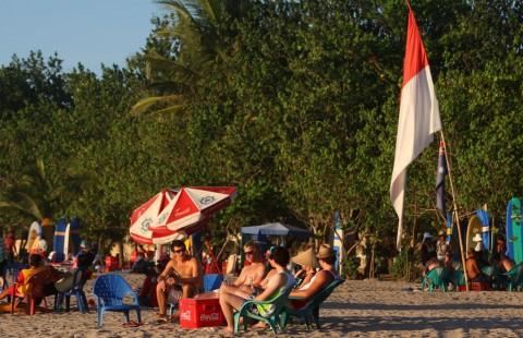 Indonesia Sudah Dikunjungi 6,37 Juta Turis Asing