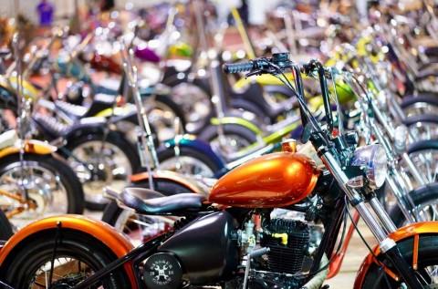 Kompetisi <i>Custom Bike</i> Suryanation, Siap Menghentak di 2019