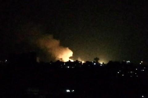 Korban Tewas Serangan Israel di Suriah Jadi 15 Orang