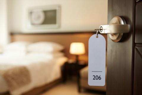 Tingkat Hunian Hotel Klasifikasi Bintang Turun 10,37 Poin