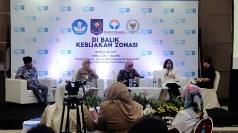 Ombudsman Temukan Jual Beli Kursi di PPDB Bogor