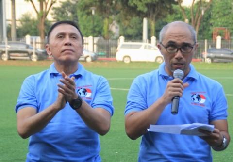 Iwan Bule Sowan ke Asprov PSSI Jabar