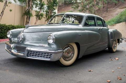 Tucker 48, Mobil Klasik Bernilai Seni Tinggi