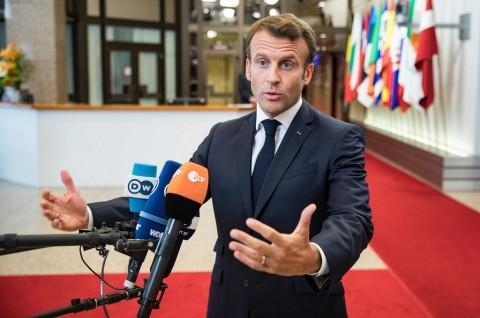 Dialog Suksesi Buntu, Macron Kecam Kredibilitas Uni Eropa