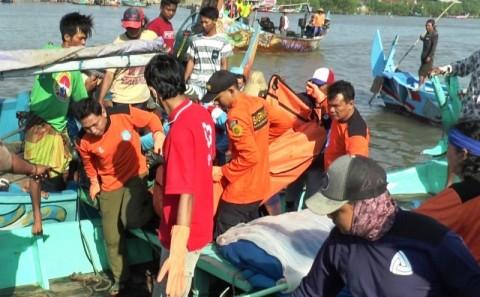 Nelayan Jepara Ditemukan Mengapung