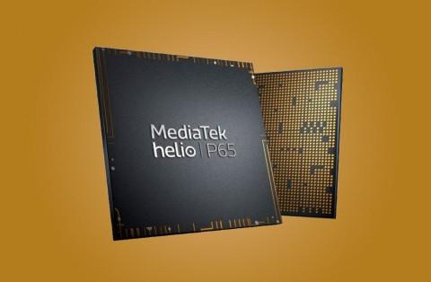 MediaTek Helio P65 Siap Beredar di Smartphone