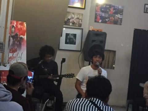 Rian D'Masiv: Jadikan Musik Seperti Udara