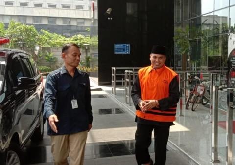 Bupati Jepara Sogok Hakim Agar Status Tersangka Batal