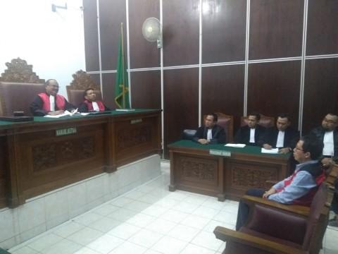 Sidang Pembacaan Tuntutan Joko Driyono Kembali Ditunda