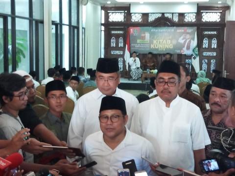 Cak Imin Undang Jokowi di Mukmatar PKB 2019
