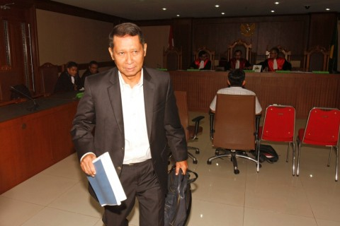 KPK Telisik Teknis Pengadaan QQC di Pelindo II