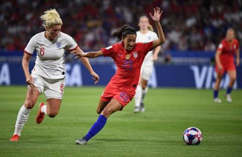 AS Segel Tempat di Final Piala Dunia Wanita 2019