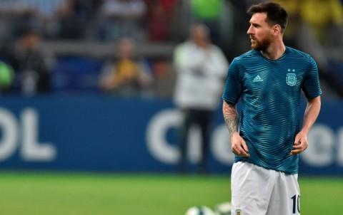 Susunan Pemain Brasil vs Argentina: Messi dan Aguero jadi Starter