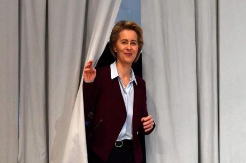 Dua Jabatan Teratas Uni Eropa akan Diduduki Wanita