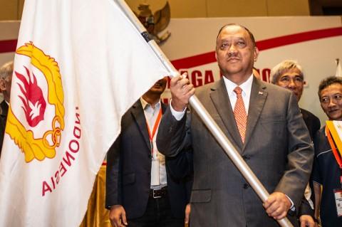 Marciano Norman Terpilih Jadi Ketua Umum KONI