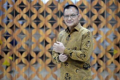 Bursa Caketum Terbuka untuk Seluruh Kader Golkar
