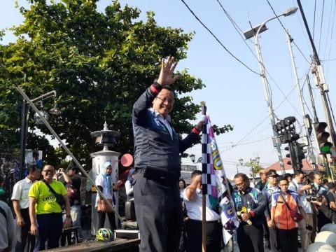 Rencana Pengaktifan Jalur Kereta Yogya-Borobudur Terkendala