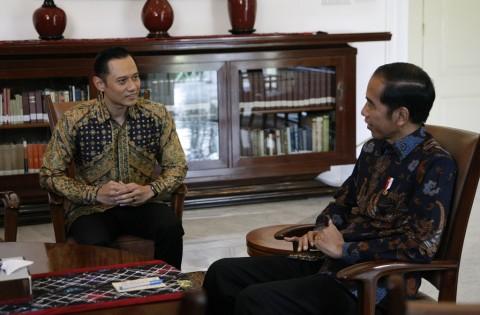 AHY Dinilai Cocok Jadi Menteri Muda Jokowi