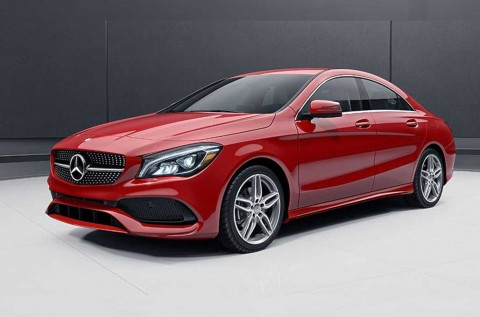 Mercedes-Benz Bakal Pamer CLA Coupe & New GLE di GIIAS 2019