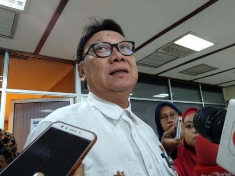 Mendagri Dorong Pemerintah Kota se-Indonesia Selaraskan Pembangunan