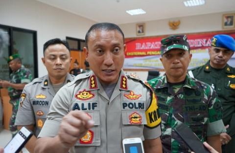Polresta Tangerang Belum Tangkap Perampok 6 Kg Emas