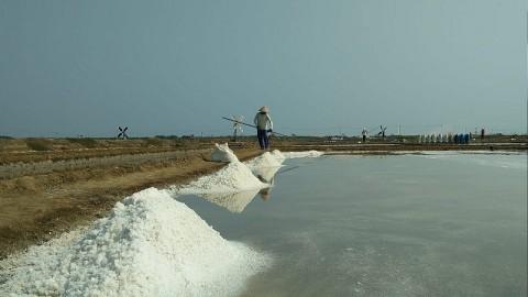 Garam Petani Cirebon Dihargai Rp300/Kg