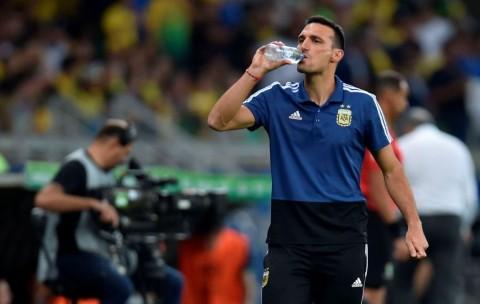 Apologi Pelatih Argentina Usai Disingkirkan Brasil