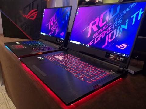 Asus Rog Bakal Rilis Enam Laptop Gaming Sekaligus