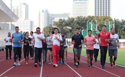 Pelatnas Atletik Terganggu karena Bhayangkara FC Pindah Markas