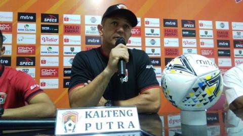 Kalteng Berharap Tampil dengan Skuat Terbaik Hadapi PSS
