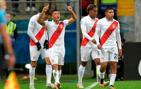 Bantai Cile, Peru Tantang Brasil di Final