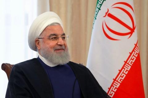Rouhani Tegaskan Akan Memperkaya Uranium Sesuai Keinginan